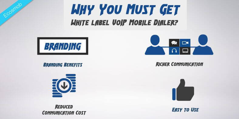 Why You Must Get White label VoIP Mobile Dialer?