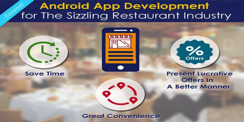 Android App Development for The Sizzling Restaurant Industry