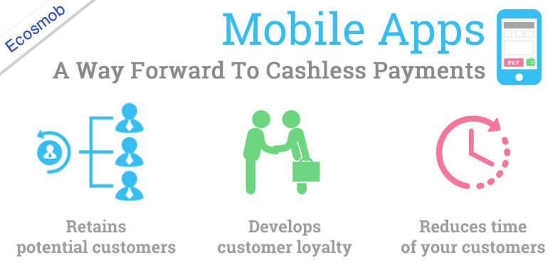 Mobile Apps – A Way Forward To Cashless Payments