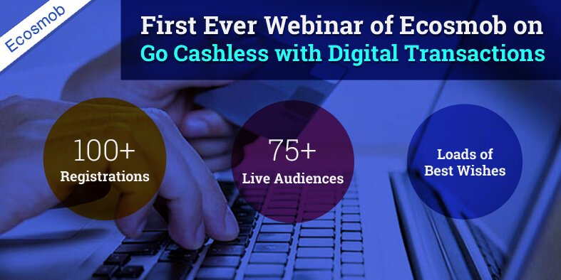 Thanks To All For Making Our First Webinar A Huge Success