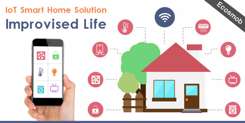 IoT Smart Home Solution Improvised Life