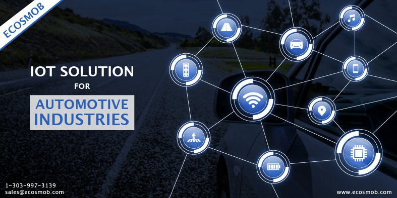 IoT Solutions To Reshape Automotive Industry