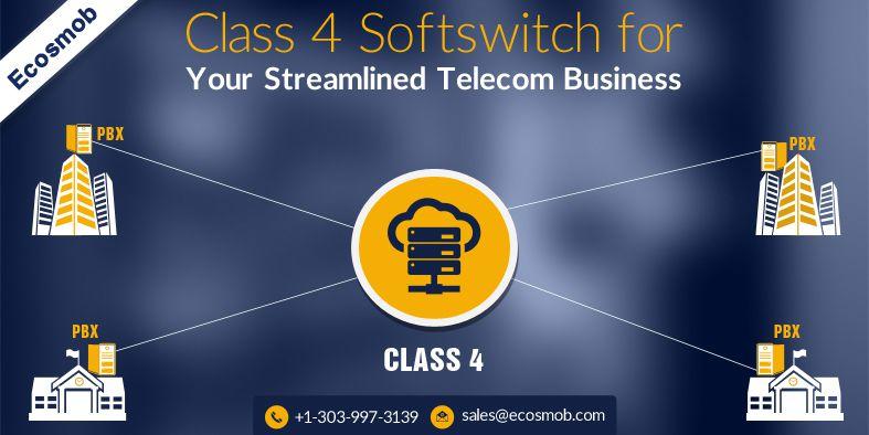 Class 4 SoftSWITCH
